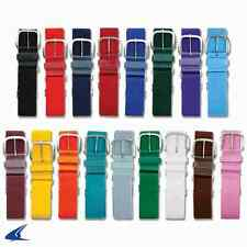 New! Adjustable Baseball Belt in your Color and Size!