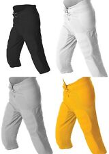 Alleson Athletic Solo Series Integrated Adult Men's Football Pants W/ Pads 687P