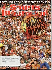 2007 March Madness NCAA Tournament Preview UConn Sports Illustrated SI Magazine