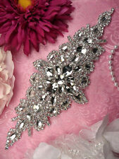 Rhinestone Crystal Applique, Bridal Wedding Accessories  Women Hairband Headwear