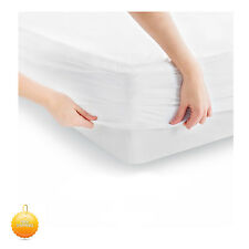 Waterproof Mattress Protector Hypoallergenic Bug Dust Mite Cover Multiple Sizes