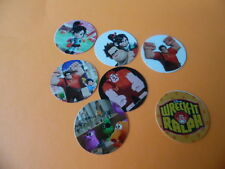 Pre Cut One Inch Bottle Cap Images WRECK IT RALPH Free Shipping