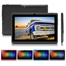 "iRULU 7"" 8GB WiFi Tablet PC Android 4.4 Dual Cam Quad Core Capacitive Screen Pad"