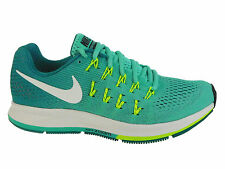 NEW WOMENS NIKE AIR ZOOM PEGASUS 33 RUNNING SHOES TRAINERS HYPER TURQUOISE / CLE