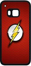 NEW The Flash LOGO Phone Case for LG G4 G3 G2 & HTC ONE M9 M8 M7