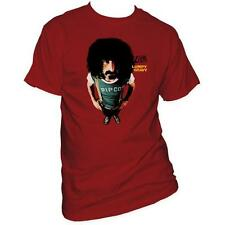 Frank Zappa - Lumpy Gravy T-Shirt Red New Shirt Tee