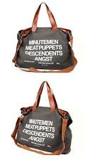 Korean Women's Letters Canvas Handbag Shoulder Bag Tote Shopping Bag 2 Colors WS