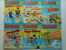 Beano Comic Library, Issues 240-246, Non Complete Run, Missing 1.