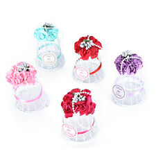 White BirdCage Wedding Party Gift Box Favors Metal Candy Chocolate Decorations