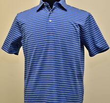 Tommy Hilfiger Mens  Striped  Polo Shirt New With Tags