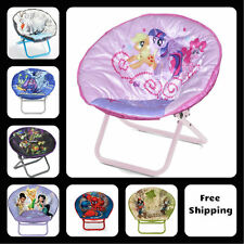 Disney Marvel Nickelodeon Kids Mini Saucer Chair Free Shipping