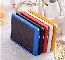 2600mAh Portable Solar Charger Mobile USB Power Bank For iPhone Samsung Mobile