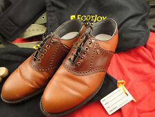Footjoy Golf Shoes Classics Dry (Made in USA) Mens 7 (Style 51383) leather Shoe