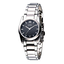 Citizen Analog Business Ladies ECO-DRIVE  Silver JAPAN Watch EP5781-50E