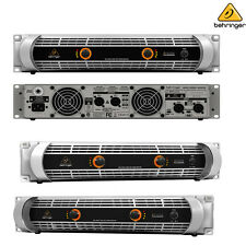Behringer iNUKE NU1000 NU3000 NU6000 Power Amplifier NEW l USA Authorized Dealer