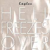 Hell Freezes Over by Eagles (CD, Nov-1994, Geffen) Promo CD with Slipcase
