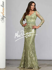 Mac Duggal 80270D Long Evening Dress ~LOWEST PRICE GUARANTEE~ NEW Authentic Gown