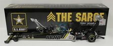 TONY SCHUMACHER 2016 US ARMY NHRA DRAGSTER 1/24 SCALE NEW IN STOCK FREE SHIPPING