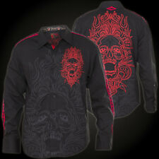 Rebel Spirit Shirt LSW151744 Black