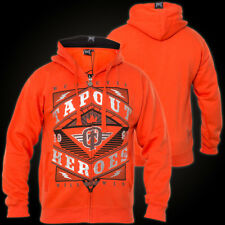 Tapout Hoody Heroes in Orange