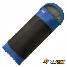 NEW OZtrail Lawson Junior Hooded -5C Sleeping Bag