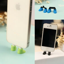 Shoes Stand Data Port Dust Plug For iPhone 4 iPhone5 Shoes Appearance