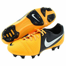 Nike Mens' CTR360 Trequartista III FG Soccer Cleat Size 7 Burnt Yellow 525162