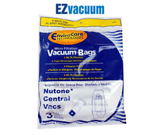 Broan-Nutone 391 Central Micro Filtration Vacuum Cleaner Bags