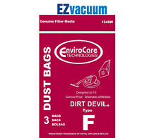 Royal/Dirt Devil Type F Canister Vacuum Cleaner Bags # 3200103001