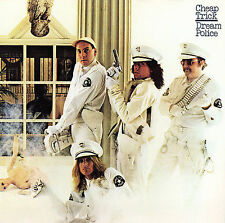 New & Sealed CHEAP TRICK DREAM POLICE cd Expanded Edition 4 bonus tracks RRHOF