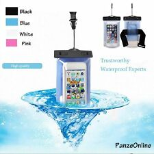 Waterproof Underwater Pouch Dry Bag Case Cover For iPhone Cell Phone Samsung
