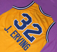 JULIUS ERVING ROOSEVELT HIGH SCHOOL  JERSEY  SEWN  NEW   ANY SIZE