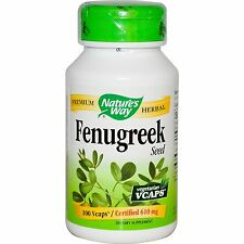 Fenugreek Pills Seed Oil Extract Tablets Plant Leaves Capsules Herbal Supplement