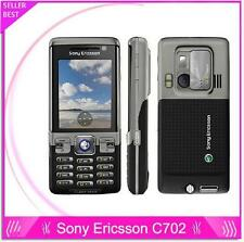 Sony Ericsson C702 Unlocked Cell Phone GPS 3G 3.15MP Bluetooth Original Unlocked