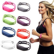 New Replacement Wrist Band For Fitbit Flex Tracker Latch Buckle Strap Bracelet