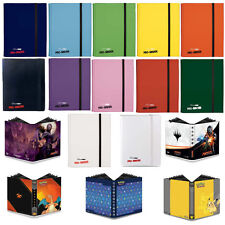 Ultra Pro Binder - Side Loading Pages - Holds 360 Mtg Yugioh WoW Pokemon Cards