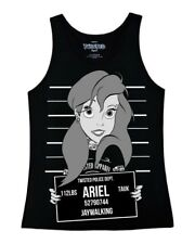 Twisted Ariel the Little Mermaid Alternative Singlet Tank Top Tattoo Rockabilly