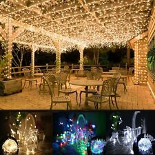 300 LED Starry String Lights 10/20/30M Wedding Xmas Party Fairy Decor Light Lamp