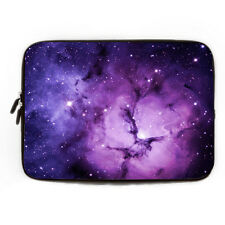 Blue Nebula Galaxy Soft Neoprene Laptop Sleeve Case Netbook Bag Pouch Cover 13""