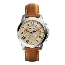 Fossil Analog Casual Mens   Brown US Watch FS5118