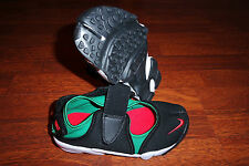Nike Men's Air Rift OG Running Training Shoes BLACK/RED/GREEN 789491-066 SZ 4