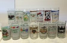 Belmont Stakes Glasses-Various Years To Select From, 1991-2005