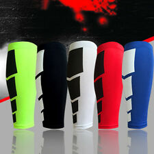 Unisex All Sports Leg Calf Brace Support Stretch Sleeve Compression Exercise New