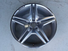 GENUINE Mercedes W221 AMG Wheel 20x8.5inch A2214016202 B66031464 CL W216 S CLASS