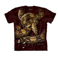 Boa Constrictor Squeeze Adult T-Shirt Snake Wildlife Costume Jake the Snake