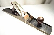 Vintage Stanley Bailey No. 7 Jointer Plane Smooth Braised Repair 1940's