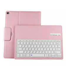 For Apple iPad Air 2/iPad 6 Wireless Removable Bluetooth Keyboard & Leather Case