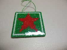 Choice of Several Different Handcrafted Ornaments for your Christmas Tree