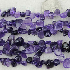 Natural Freeform Teardrop Beads Loose Gemstone Beads for Jewelry Making 15 Inch