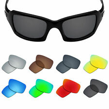 POLARIZED Replacement Lens for-OAKLEY Fives Squared Sunglasses -Multiple Options